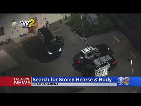 Authorities Search For