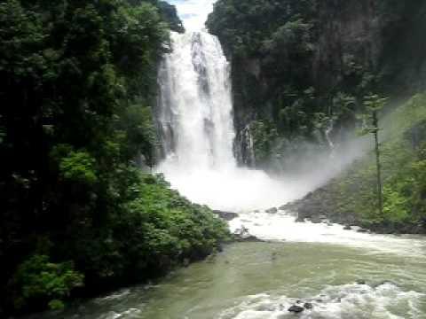 Maria Cristina Falls Iligan City - YouTube