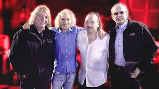 Status Quo; Frantic Four Reunion, Shepperton Studios 2011 - In My Chair