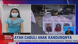 Keluarga Korban Pencabulan Anak di Sumut Demo Tuntut Keadilan - iNews Siang 10\/02