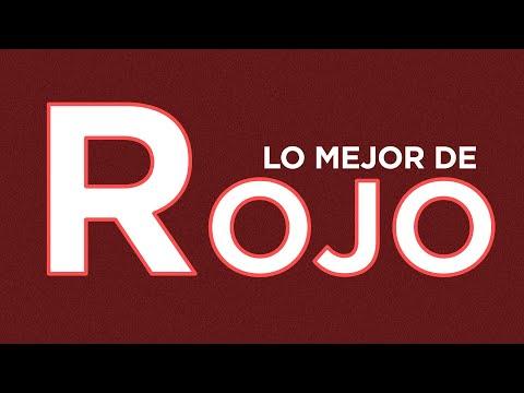 Lo Mejor De Rojo | Éxitos Cristianos 2021