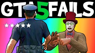 GTA 5 FAILS – EP. 17 (Funny moments compilation online Grand theft Auto V Gameplay)