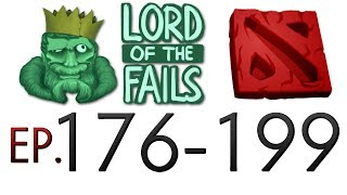 Dota 2 Fails of the Week - Best of Ep. 176-199 (Lord of the fails)