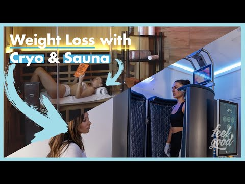 HOW CRYOTHERAPY & INFRARED SAUNAS HELP WEIGHT LOSS