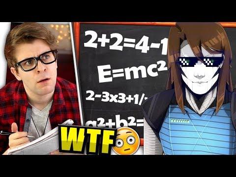 GERMANLETSPLAY bringt mir Mathe bei! - Let's Sketch