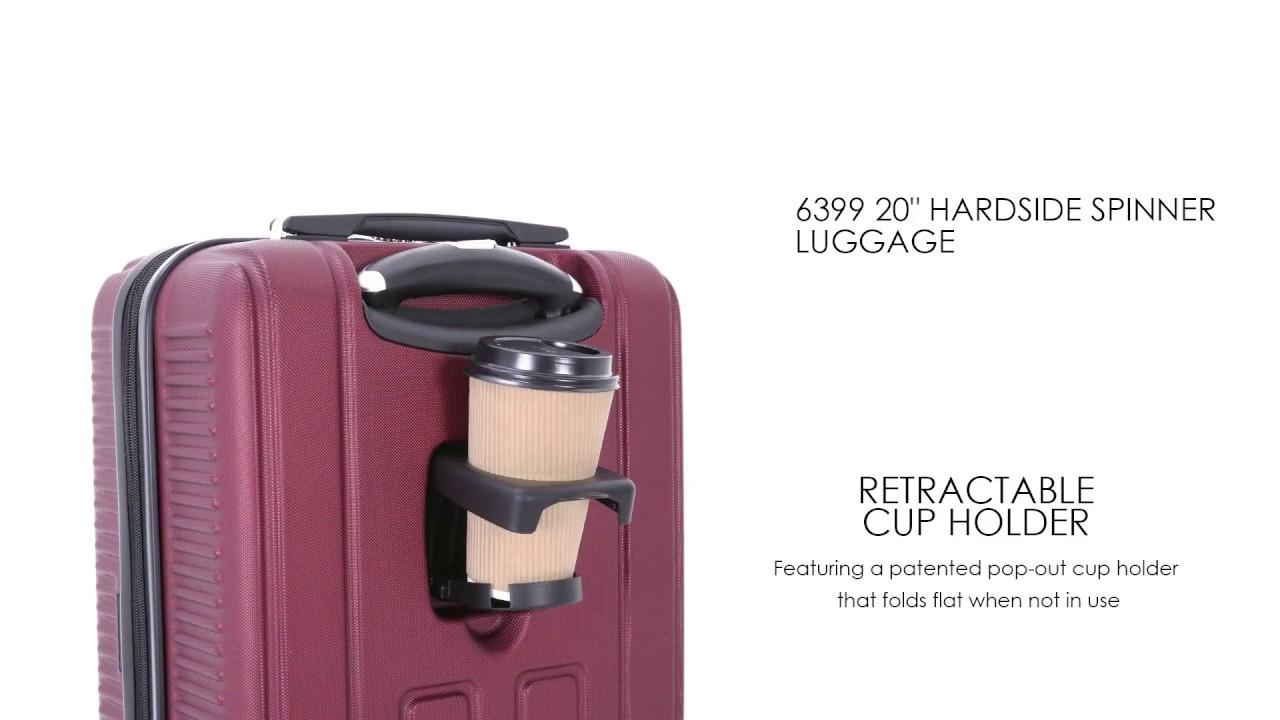 7c833666f SWISSGEAR 6399 Travel Luggage - YouTube
