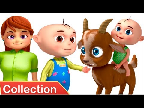 Thumbnail: Hush Little Baby And More Nursery Rhymes | Videogyan 3d Rhymes | Nursery Rhymes Collection
