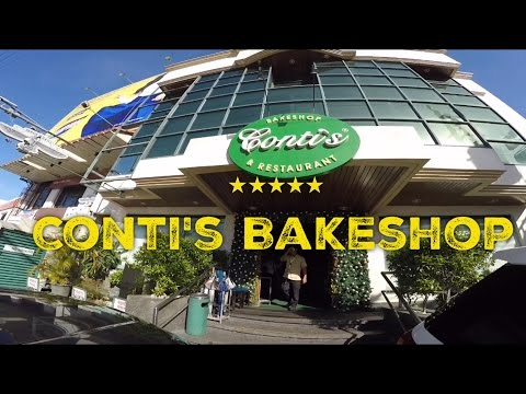 Conti's Bakeshop Mango Bravo President's Avenue BF Homes Sucat Paranaque by HourPhilippines.com