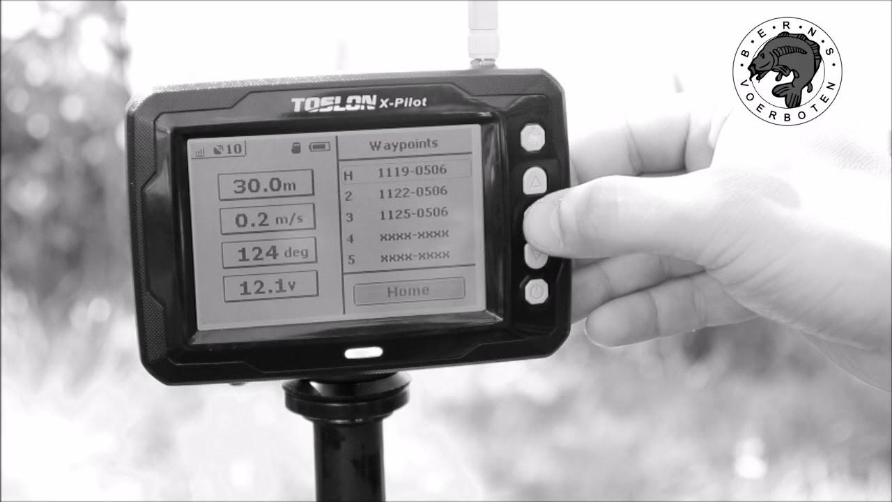 223b040ce82 Toslon X-pilot GPS autopilot
