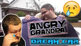 ANGRY GRANDPA'S DREAM CAR! REACTION!!!