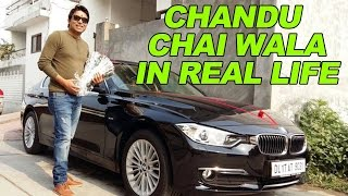 Real Life Pics of Chandar Prabhakar aka Chandu Chaiwala - The Kapil Sharma Show