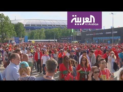 روسيا2018 | ردود أفعال الجماهير المغربية بعد الخسارة غير المستحقة  - نشر قبل 4 ساعة