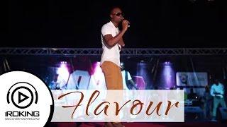 Flavour At Enugu Road Block