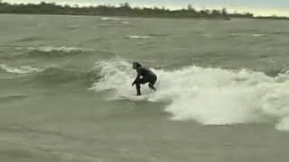 Lake Erie Surfing