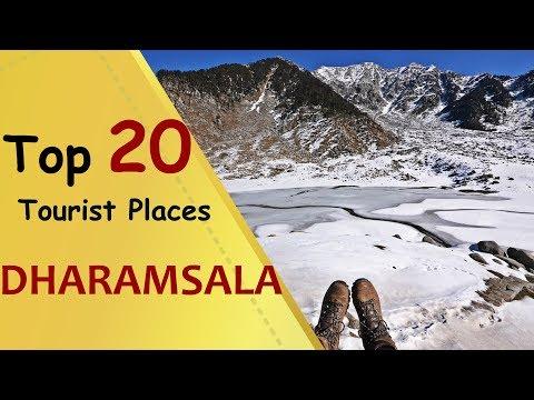 """DHARAMSALA"" Top 20 Tourist Places | Dharamsala Tourism"