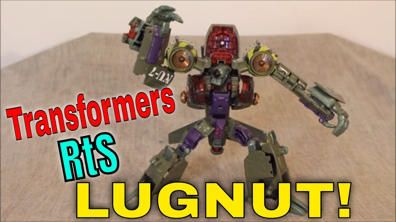 Fear the POKE: Reveal the Shield Lugnut Review by GotBot