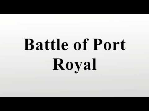 Battle of Port Royal