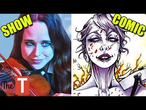 The Umbrella Academy The Biggest Differences Between The Netflix Show And The Comics