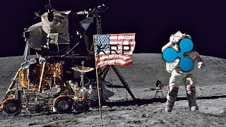 XRP Expected to Land on The Moon in 2019.