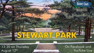 video thumbnail: History Chats | Stewart Park
