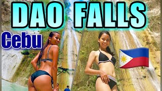 Sexy Filipina scooters Waterfalls Cebu | Philippines 🇵🇭 PART 5
