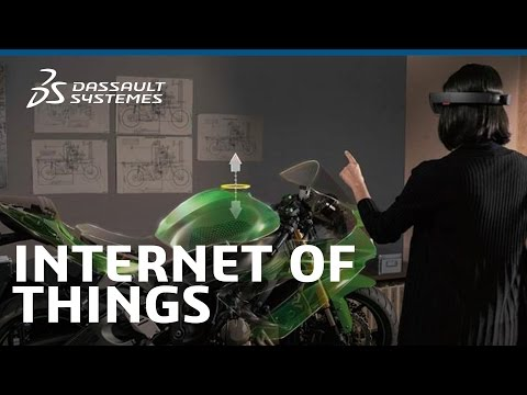 Internet of Things - Dassault Systèmes