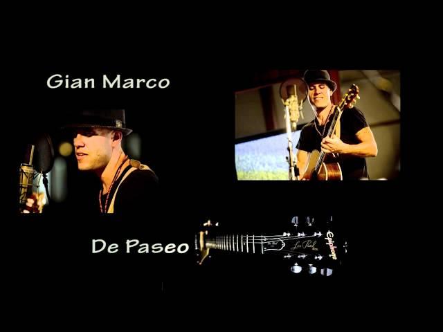 Gian Marco - De Paseo