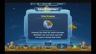 Peli päivässä - ep48 Galactic Missile Defence