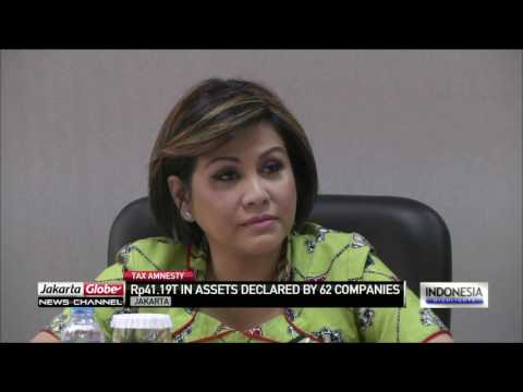 39 Conglomerates Approved For Tax Amnesty