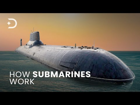 China Built A Submarine No One Knew About