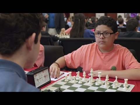 Rico Rodriguez Is Unlikely Chess Prodigy in 'Endgame'
