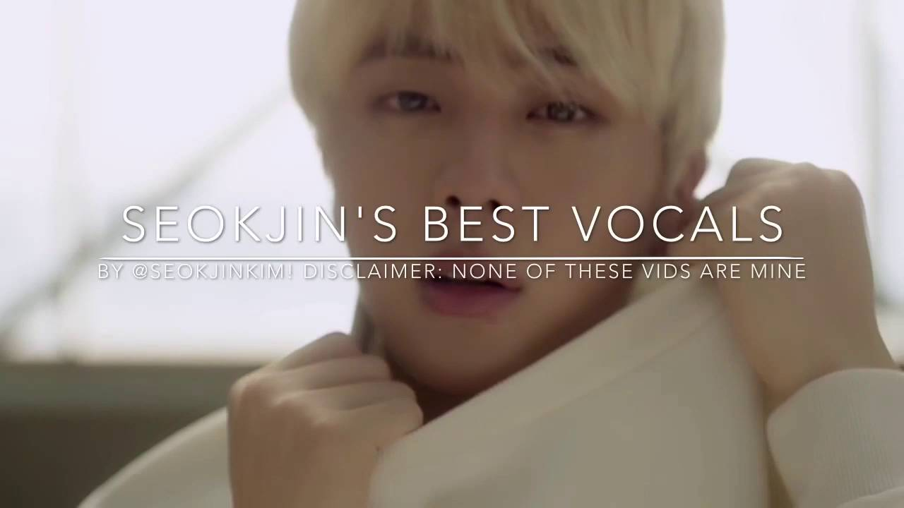 Thoughts on BTS Jin's Vocals    | allkpop Forums