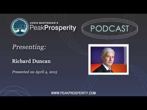 Richard Duncan: The Real Risk Of A Coming Multi-Decade Global Depression