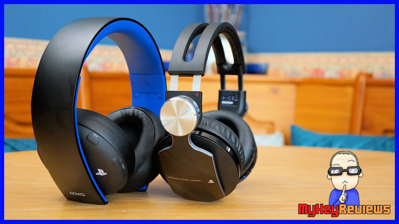 Ps4 Headset Gold ... On The PS4 (Pulse ...