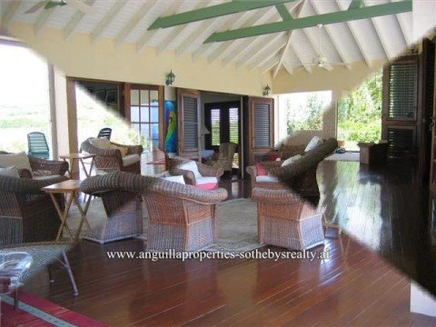 Anguilla Properties for Sales - CPW - Sea Feathers