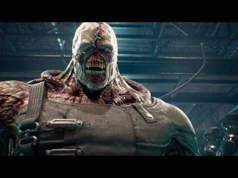 Marvel VS Capcom: Infinite - Nemesis Boss Battle [FULL]