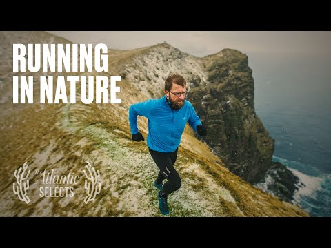 Trail Running in the Faroe Islands