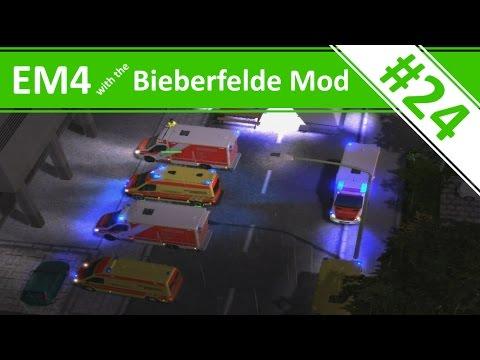 Emergency 4 - Bieberfelde Mod Continuous Gameplay - Ep.24 - Bieberfelde Mod v1.1