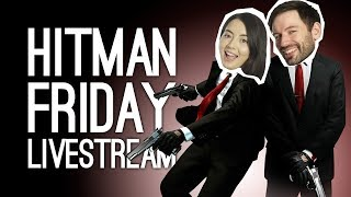 Hitman Livestream! Outside Xbox plays Hitman on Xbox One Live from YouTube London