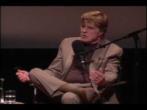 Robert Redford in Conversation with Bob Edwards