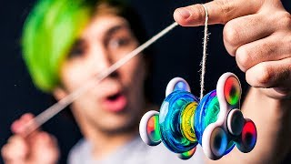 DIY Fidget Spinner Yo-Yo