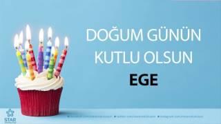 Download İyi ki Doğdun EGE - İsme Özel Doğum Günü Şarkısı MP3 song and Music Video