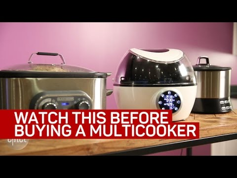 Do you need a multicooker? Watch this first