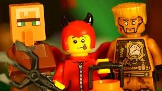 Кока Все Серии - Лего Ниндзяго Майнкрафт Минифигурки + Мультики - Видео Обзор для Детей на русском