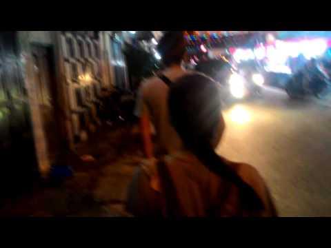 Night Market at Tanjung Pinang
