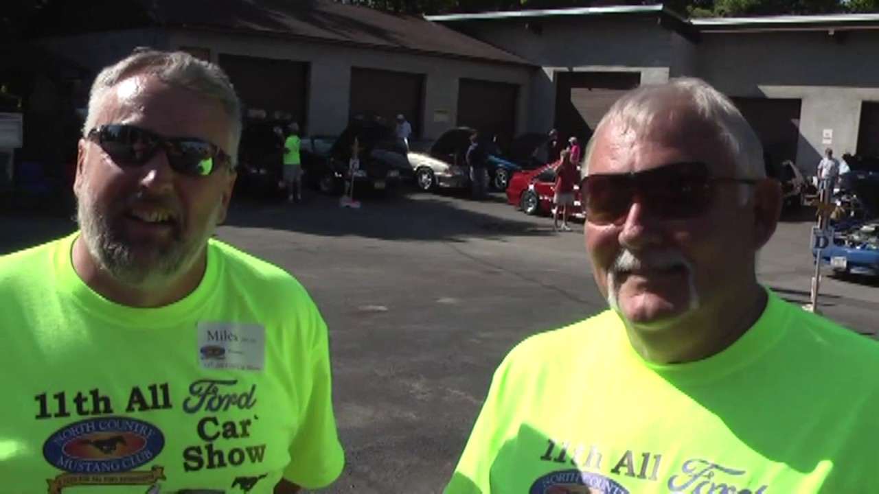 Egglefield Bros. All Ford Car Show  7-31-11