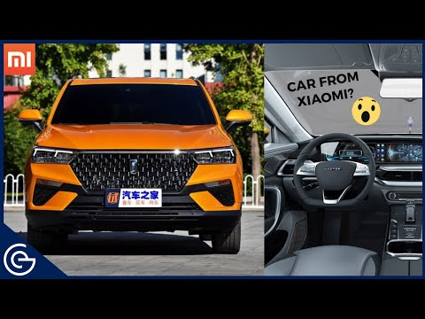 2019 FAW Bestune T77 Redmi SUV - Reviewing Xiaomi First Car Features