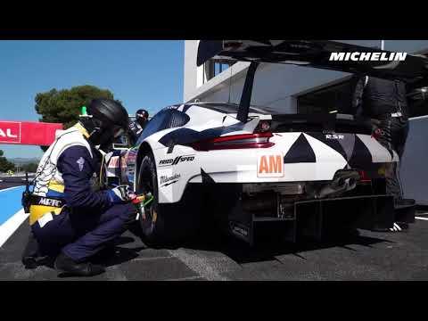 SlowMotion - 2018 FIA WEC - Prologue - Michelin Motorsport