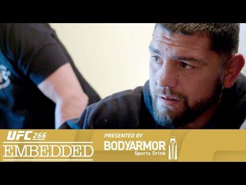 UFC 266: Embedded - Эпизод 3