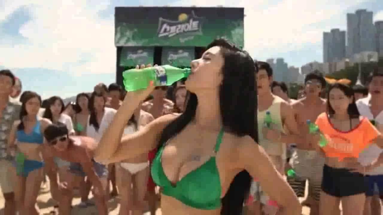 Hot Korean Girl In Bikini